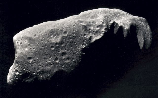most asteroids round - photo #48